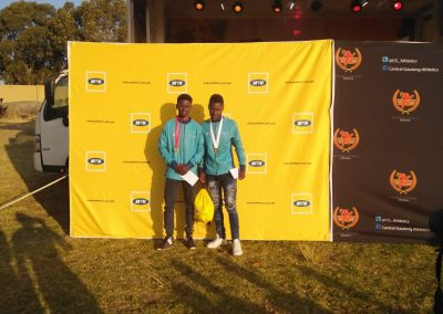 MTN CGA CROSS COUNTRY CHAMPIONSHIPS SEPTEMBER 2019